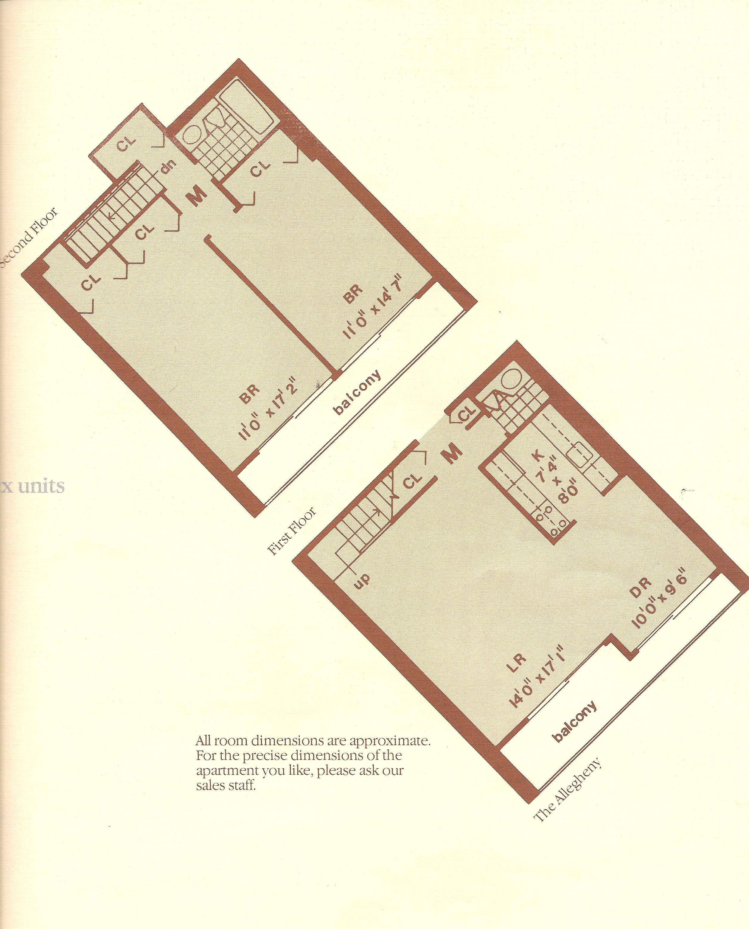 Floor plans river house peekskill River house floor plans