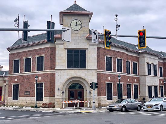Peekskill Fire Station 14