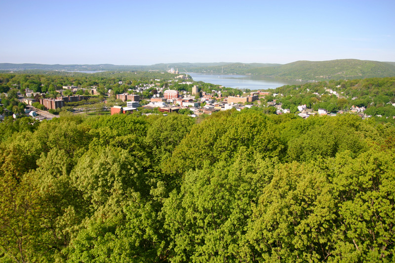 rooftop-view-of-downtown-peekskill-and-hudson-river