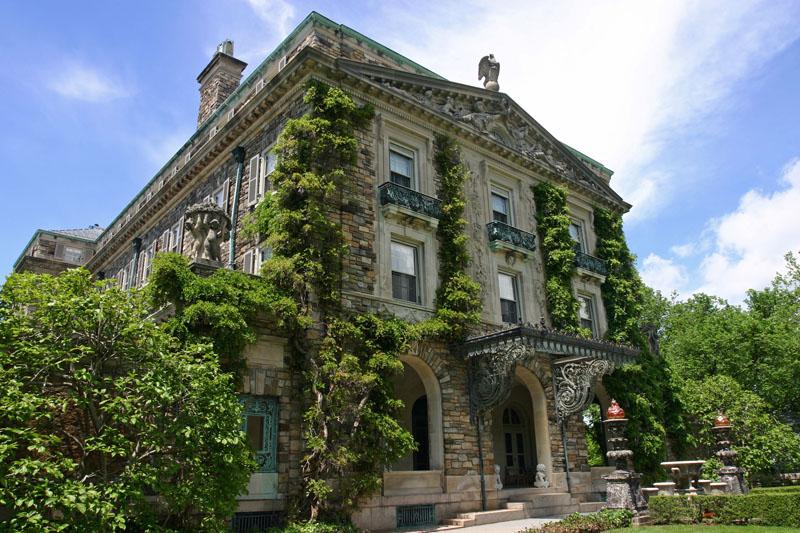 kykuit-Rockefeller-estate-in-sleepy-hollow